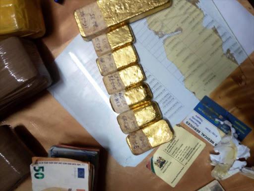 Fake Gold scandal in Kenya